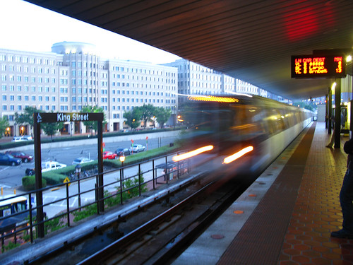 2009 05 27 - 6633 - Alexandria - King St Station | by thisisbossi