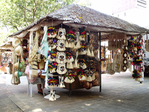 Manaus Feira de Artesanato Indígena Praça Tenreiro Aranh u2026 Flickr