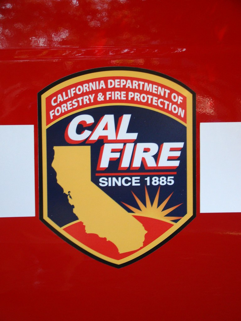 cal fire logo in my heart it will always be cdf el cobrador