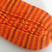 close-up of stripes