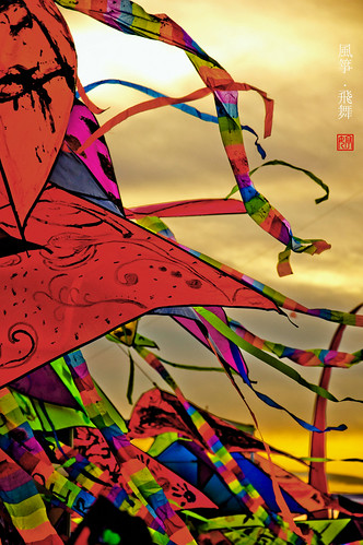 風箏.飛舞 (Dances of the Kites) | by Ting 婷