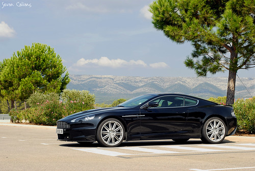 Bond's - Aston-Martin DBS | by calians.sevan