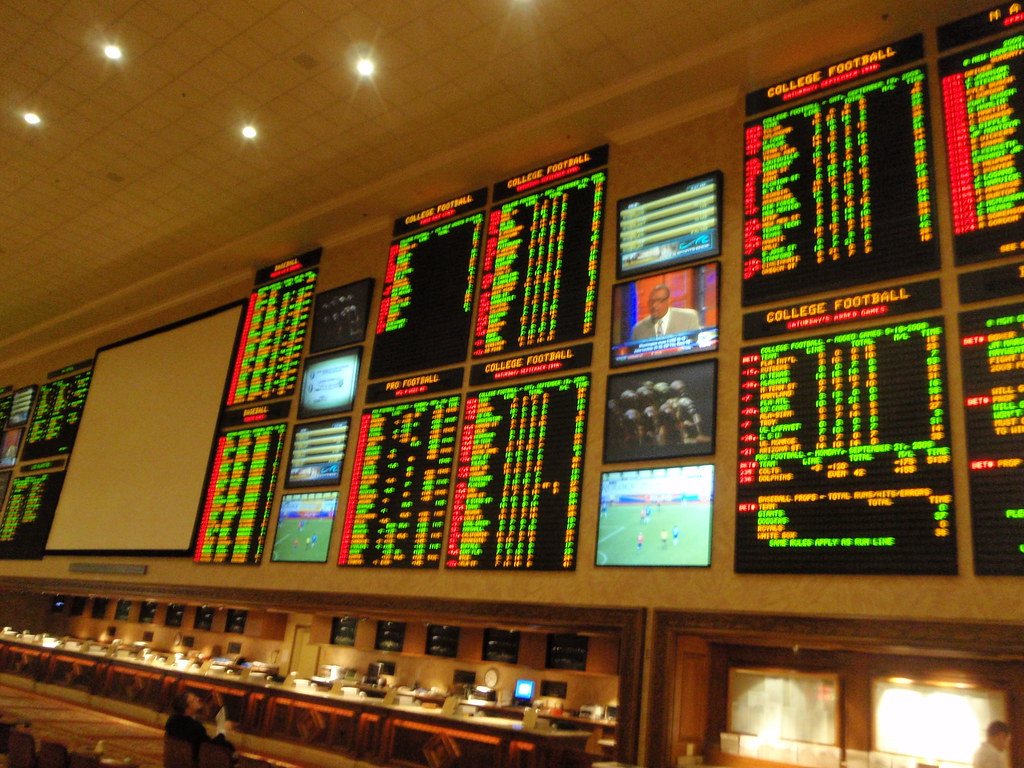 Las Vegas - Sports Betting - Erin Khoo - Flickr