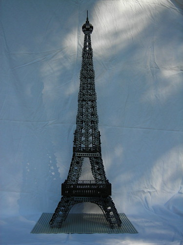 Eiffel Tower | by torgugick