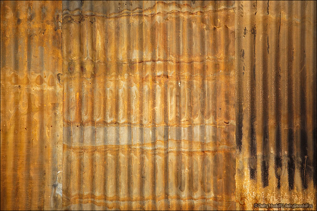 Rusted Corrugated Sheet Metal Buy At Istockphoto