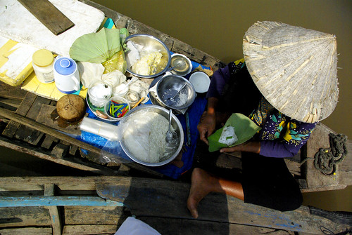 Floating Street Food - Mekong Delta | by The Hungry Cyclist