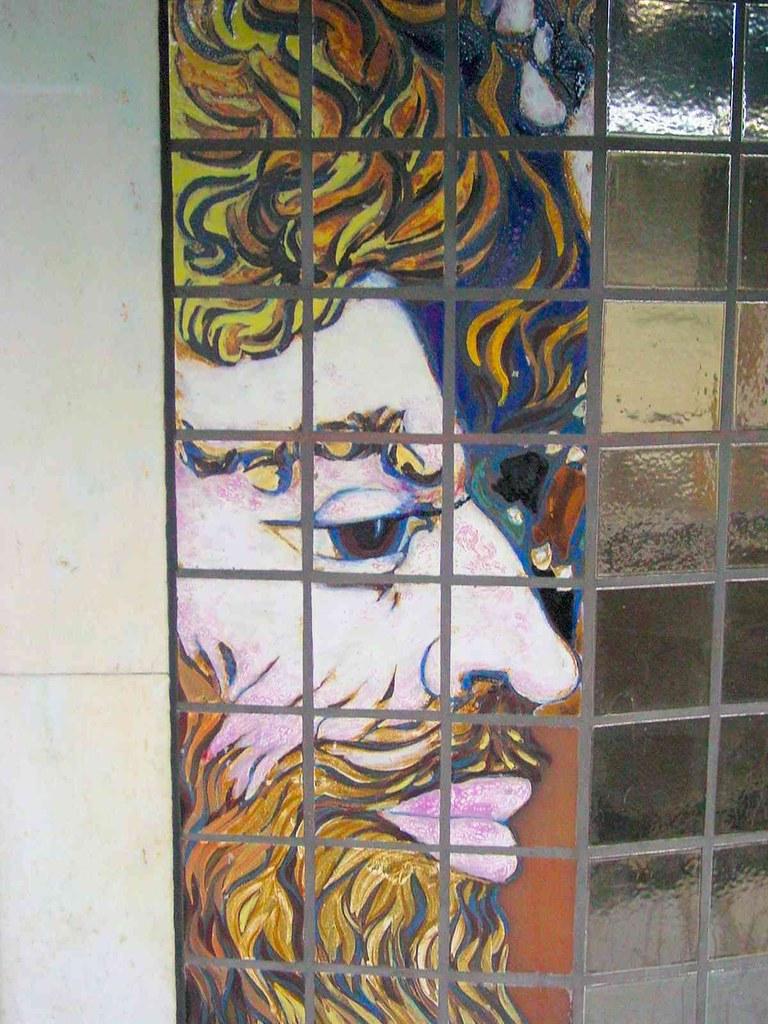 Louise Carrelage Mural 002 Antonio Ponte Flickr