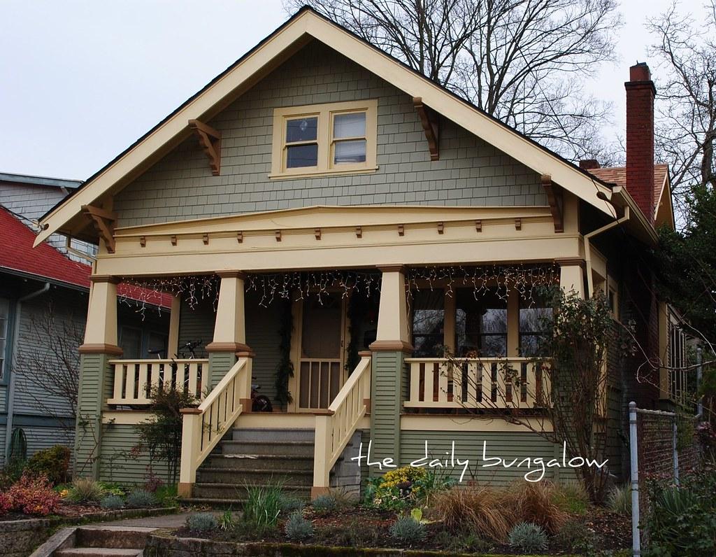 Daily Bungalow Portland Or Hawthorne Neighborhood