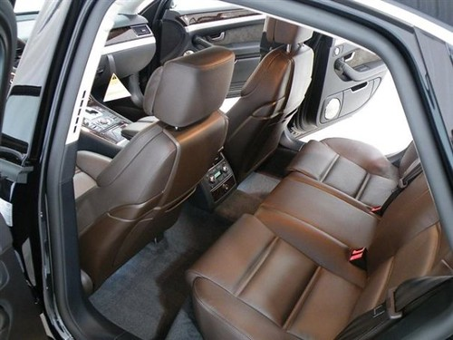 audi s8 interior photos peanut butter leather crystal clean auto detailing flickr. Black Bedroom Furniture Sets. Home Design Ideas