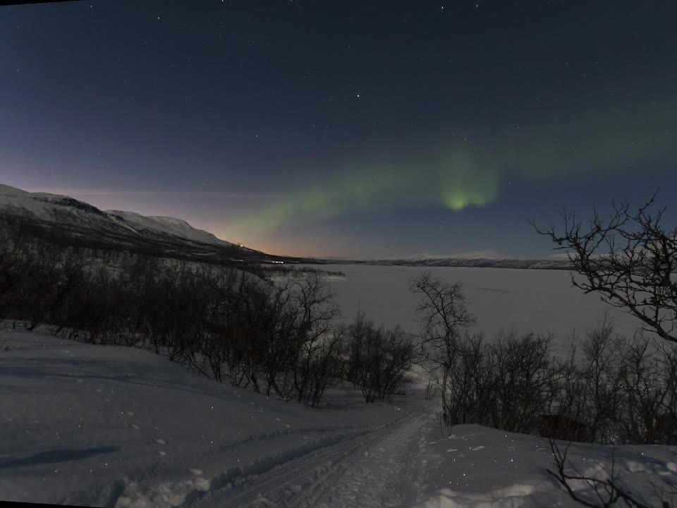 Aurora Panolapse