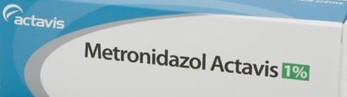 metronidazol actavis 500 mg