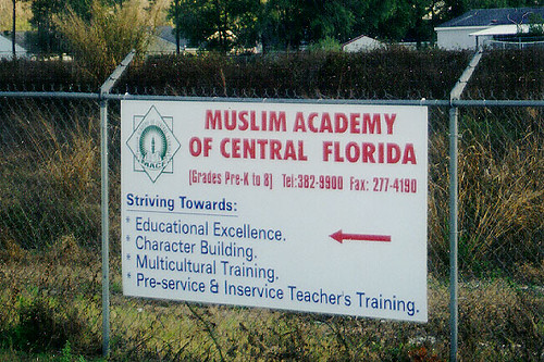 mid florida muslim Islam in america when the first  between 1878 and 1924, muslim immigrants from the middle east, particularly from syria and lebanon, arrived in large numbers,.