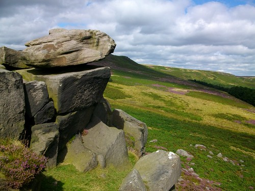 Peak District rocks | by EEPaul