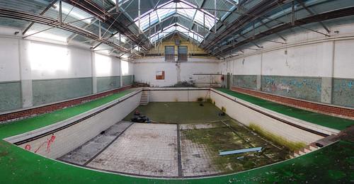 Victorian Swimming Pool Eastmoor Reformatory 39 S Grimy Old P Flickr
