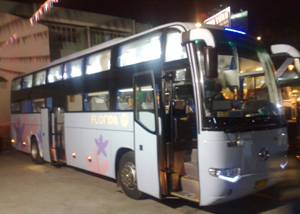 Gv Florida Higer Sleeper Bus At Last After Months Of
