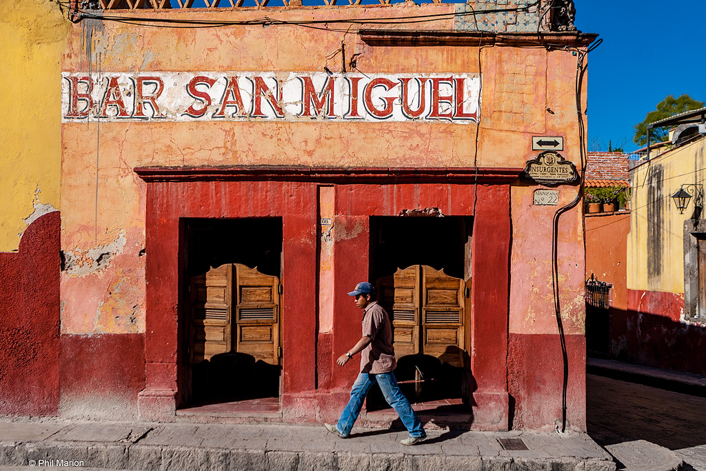 Saloon Doors Of Bar San Miguel San Miguel De Allende Me Interiors Inside Ideas Interiors design about Everything [magnanprojects.com]