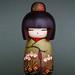 Kokeshi doll - Izumino (泉野)