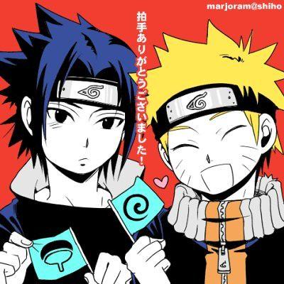 Sasunaru Cute Awwww They Are So Cute Together If U