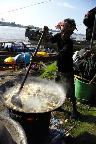 Crew Chef - Bonn Om Toeuk. The Cambodian Water Festival In Phnom Penh | by The Hungry Cyclist