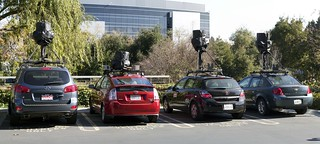 Google Street View cars | by niallkennedy