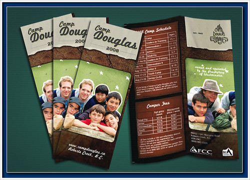 Camp Douglas Brochure 2008 | by sprestondesigns