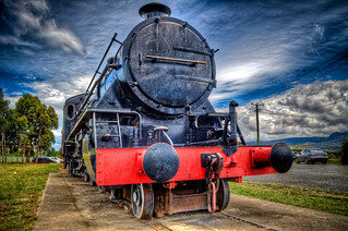 Margate Train HDR | by Andrew Shepherd