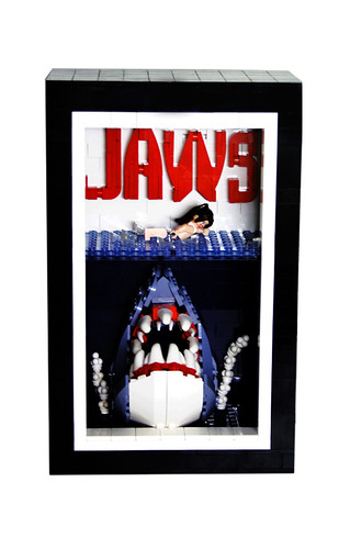 "Jaws 3d movie poster | by ""Orion Pax"""