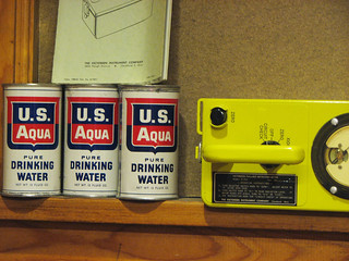 U.S. Aqua Drinking Water and Victoreen Fallout Detection Meter | by Toria Clark
