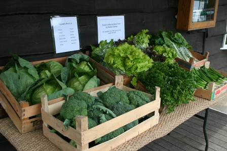 Garden produce from Harewood House | by Harewood House