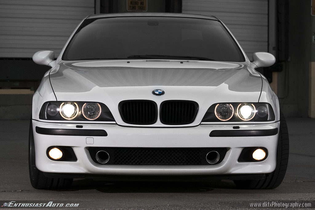 My2000 Alpine White E39 M5 Kirk S 2000 Alpine White M5