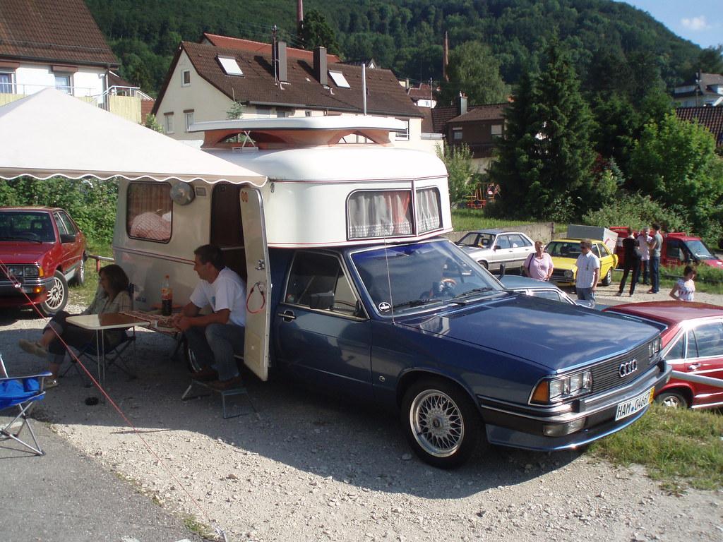 Audi 200 C2 Camper 1 Heubach 2009 Homebuilt Camper