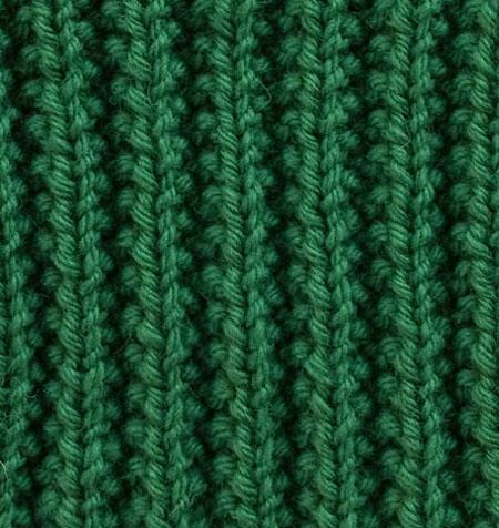 Knitting Stitch Mistake Rib : Mistake_rib Mistake-Stitch Ribbing: at rest. tnew01 Flickr