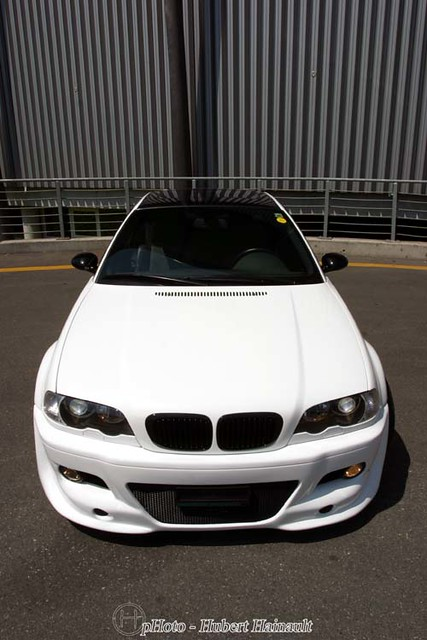 Hubert Hainault Bmw E46 Coup 233 White 3 Hubert Hainault Flickr