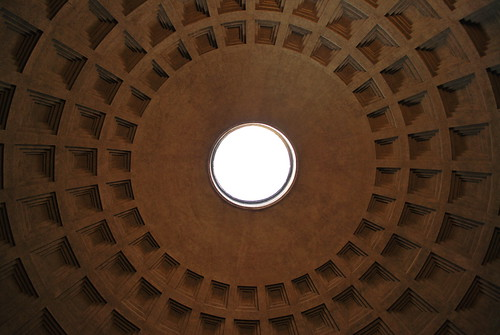 Pantheon Dome | by goingslowly
