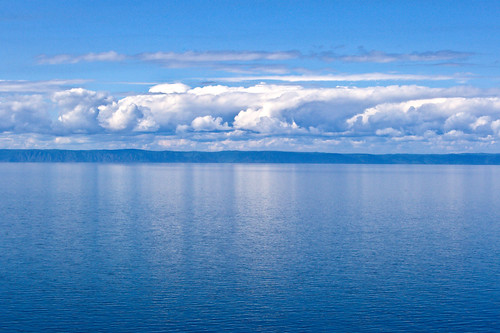 Biggest and deepest lake in the world | by Valery Chernodedov