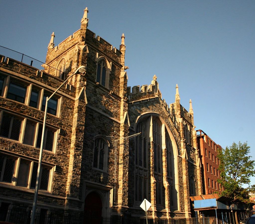 Abyssinian Baptist Church   138th Street, Harlem ...