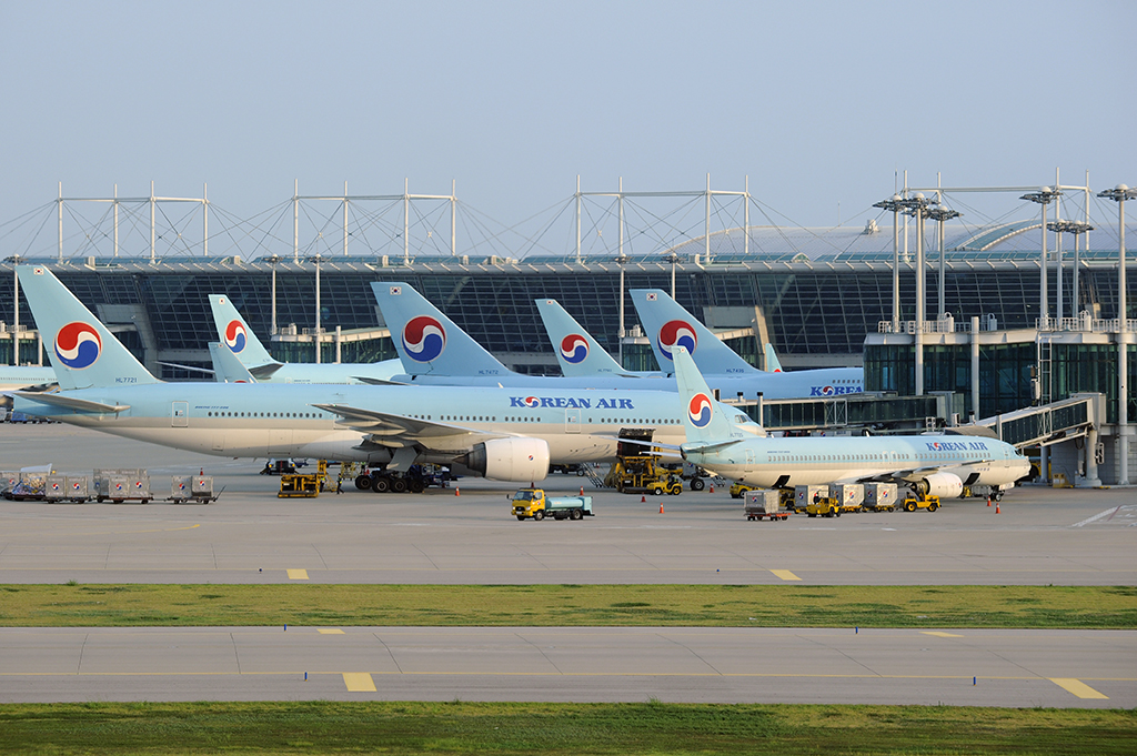 Seoul Incheon International Airport Passenger Terminal DSC Flickr