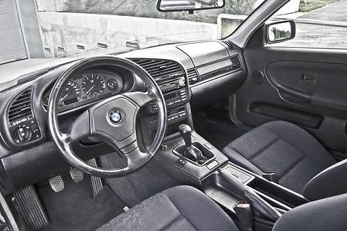 Interior BMW E36 318is