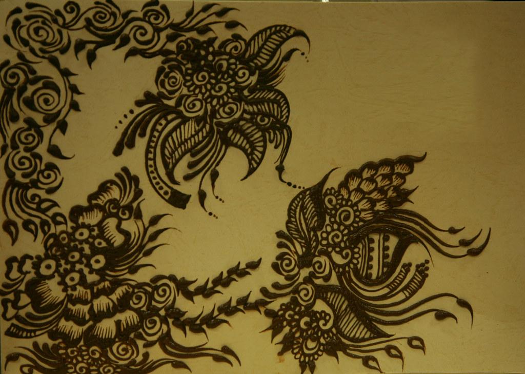 Henna Art Arabic Design Henna Artist Seta Al Humaidi Don Flickr