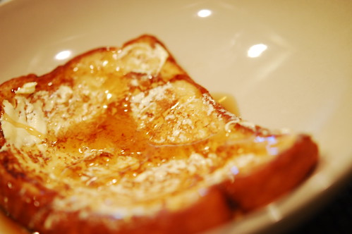 French toast | by evilmidori