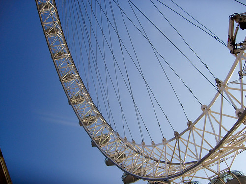 London Eye III | by Heather Carson