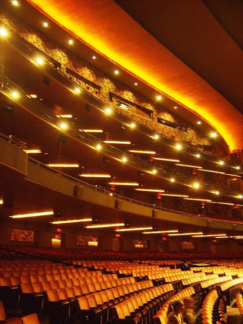 Radio City Music Hall Interior Beautifully Restored From