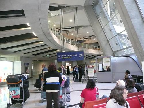 Aeropuerto Charles de Gaulle | Interior del Aeropuerto ...
