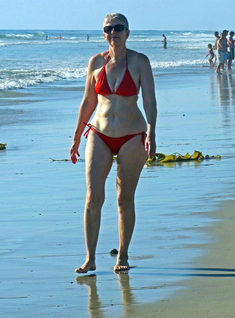bikini wife My hot