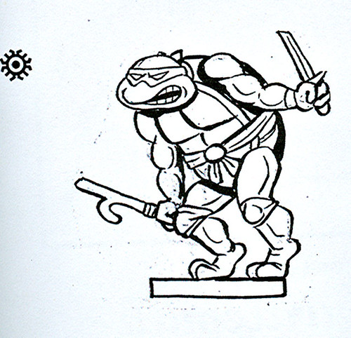 """Turtle Soup – Designs From The Classic TMNT Years"" the TM ..."