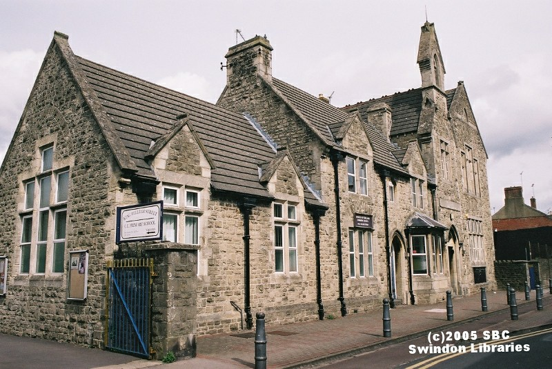 2005 King William Street School Swindon Source Scan