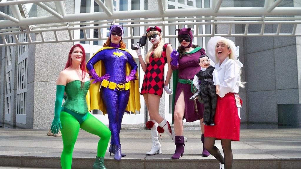 Female Batman Villains | by ravnclawprefect Female Batman Villains | by ravnclawprefect  sc 1 st  Flickr & Female Batman Villains | ravnclawprefect | Flickr