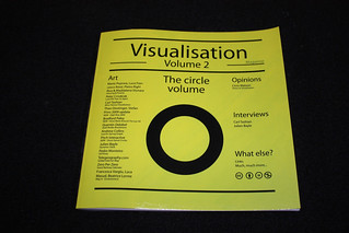 Visualisation Magazine Volume 2 - Circles - Front Cover | by visual think map