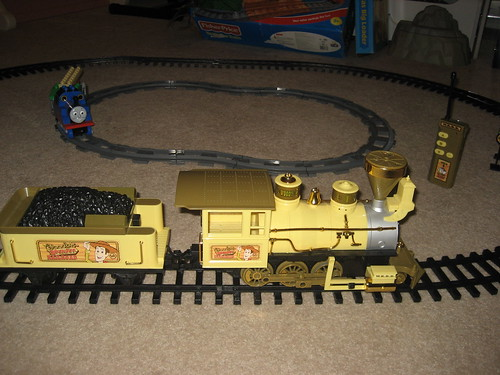 New Toy Story 3 Train : Toy story woody train set note there s a lego thomas