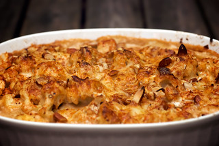 Cauliflower Gratin with Manchego and Almond | by houseboat eats